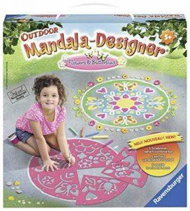 Ravensburger original Mandala Designer 29763–Outdoor Fleurs et papillons de la marque Ravensburger image 0 produit