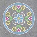 Ravensburger original Mandala Designer 29763–Outdoor Fleurs et papillons de la marque Ravensburger image 3 produit