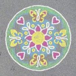 Ravensburger original Mandala Designer 29763–Outdoor Fleurs et papillons de la marque Ravensburger image 4 produit