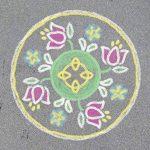 Ravensburger original Mandala Designer 29763–Outdoor Fleurs et papillons de la marque Ravensburger image 5 produit
