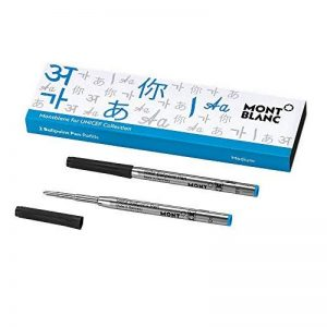 recharge mont blanc rollerball refill m TOP 11 image 0 produit