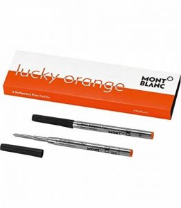 recharge mont blanc rollerball refill m TOP 12 image 0 produit