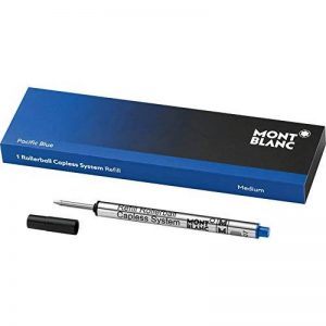 recharge mont blanc rollerball refill m TOP 9 image 0 produit