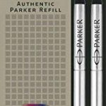 recharge parker rollerball refill TOP 1 image 0 produit
