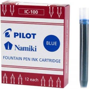 Recharge pour Plumix Stylo Plume Noir de la marque Pilot Pen image 0 produit