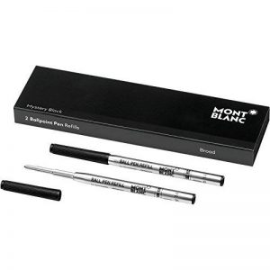 recharge stylo bille mont blanc TOP 0 image 0 produit