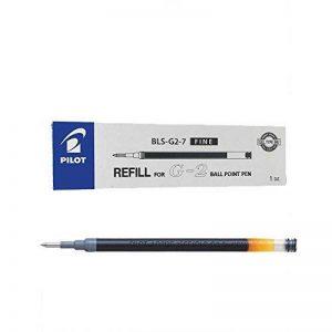 recharge stylo bille pilot TOP 0 image 0 produit