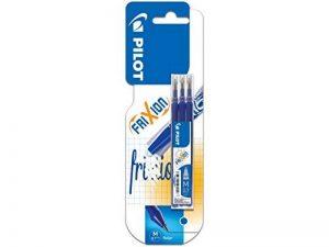 recharge stylo pilot frixion bleu TOP 2 image 0 produit