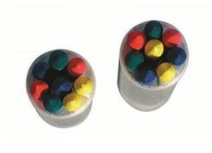 Recharges all-pen 5,5 mm - pour tous les crayons embrayages avec D = 5,5 mm, recharges écologiques à base de cire 5,5 x 80 mm en quatre couleurs de la marque KulturGUT image 0 produit