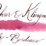 Rohrer & Klingner *depuis 1892* Flacon d'encre - Bordeaux Vieux - 50ml de la marque Rohrer&Klingner image 1 produit