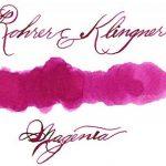 Rohrer & Klingner * depuis 1892* Flacon d'encre–Magenta–50ml de la marque Rohrer&Klingner image 1 produit