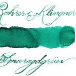 Rohrer & Klingner *depuis 1892* Flacon d'encre - Verte émeraude - 50ml de la marque Rohrer&Klingner image 1 produit