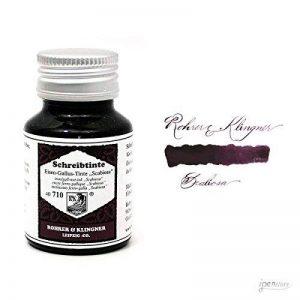 "Rohrer & Klingner Fountain Pen Ink - Iron/Gall Nut Ink ""Scabiosa"" - 50ml de la marque Rohrer&Klingner image 0 produit"