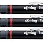 ROtring lot de 3 tikky avec codes couleurs 0,35/0,5/0,7 mm de la marque Rotring image 4 produit