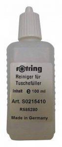 Rotring Produit de Nettoyage pour Stylo d'encre De Chine Blanc de la marque Rotring image 0 produit