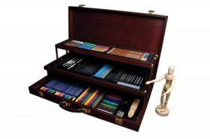 Royal & Langnickel Ensemble Artistique pour Croquis et Dessins - 134 pièces de la marque Royal & Langnickel image 0 produit