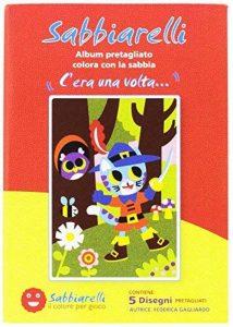 Sabbiarelli 100al0540–Album c'était une fois de la marque Sabbiarelli image 0 produit