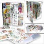 SAFE Album 7929 crayons/stylo-bille/stylo-plume-format a4 3 x compact stylo-crayon à papier-format a4 etc. no 48 pochettes pour stylo à plume et stylos de la marque SAFE Sammelalben & Hüllen von A-Z image 3 produit