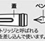 Sailor- Cartouche d'encre Noir pour stylos plume Sailor de la marque Sailor image 3 produit