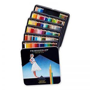Sanford Prismacolor Premier crayons de couleur en bois 132couleurs de la marque Sanford image 0 produit