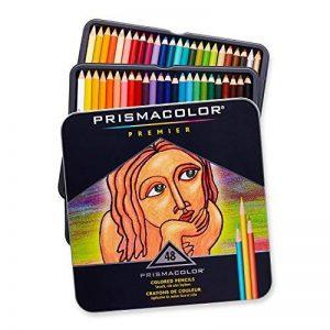 Sanford Prismacolor Premier Crayons de couleur, Lot de 48, Multicolore de la marque Sanford image 0 produit
