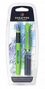 Sheaffer Unique de calligraphie stylo-plume à plume large de la marque SHEAFFER image 0 produit