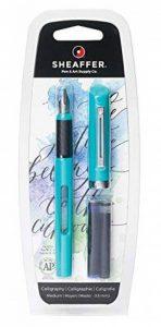 Sheaffer Unique de calligraphie Stylo plume à pointe moyenne de la marque SHEAFFER image 0 produit