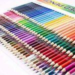 Shuttle Art 136Lot de crayons de couleur, crayons de couleur pour des livres de coloriage pour adulte Art marqueurs stylos de la marque Shuttle Art image 1 produit