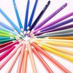 Shuttle Art 136Lot de crayons de couleur, crayons de couleur pour des livres de coloriage pour adulte Art marqueurs stylos de la marque Shuttle Art image 4 produit