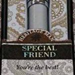 Special Friend nommé personnalisé hommes Stylo gravé et présenté dans un coffret cadeau par Sterling effectz de la marque Mulberry image 1 produit