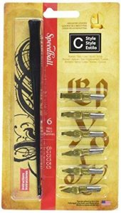 Speedball Calligraphie « C » Style Lettrage Set- de la marque Speedball Art Products image 0 produit