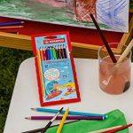Stabilo Aquacolor Crayon de couleur aquarellable dans emballage en carton 24 pièces de la marque STABILO image 3 produit