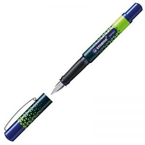 STABILO beFab! - Stylo plume rechargeable collection URBAN SPORTIVE - Bleu de la marque STABILO image 0 produit