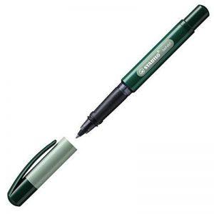 STABILO beFab! - Stylo roller rechargeable collection DUO COLORS - Kaki clair / Vert foncé de la marque STABILO image 0 produit