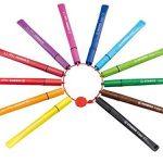 STABILO Cappi - Étui carton de 12 feutres pointe moyenne + 1 lacet d'attache de la marque STABILO image 1 produit