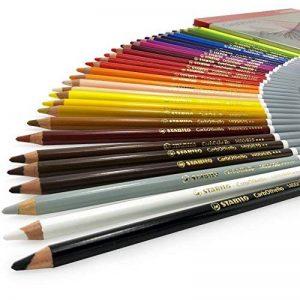 Stabilo-carbothello Craie pastel Crayons de couleur–Boîte Cadeau de 36Couleurs assorties de la marque STABILO-CarbOthello image 0 produit