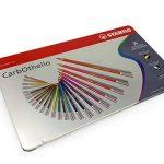 Stabilo-carbothello Craie pastel Crayons de couleur–Boîte Cadeau de 36Couleurs assorties de la marque STABILO-CarbOthello image 3 produit