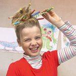STABILO EASYcolors - Pochette de 12 crayons de couleur ergonomiques + taille-crayon - Droitier de la marque STABILO image 4 produit