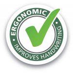 STABILO EASYergo 1.4 - Porte-mine ergonomique turquoise/vert clair + 3 mines HB - Droitier de la marque STABILO image 3 produit