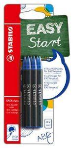 Stabilo EASYoriginal Blister de 6 recharges roller 0,5 mm de la marque STABILO image 0 produit