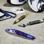 STABILO EASYoriginal PULSE - Stylo roller ergonomique rechargeable bleu (Édition Limitée) - Gaucher de la marque STABILO image 3 produit