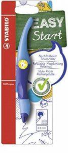 STABILO EASYoriginal - Stylo roller ergonomique rechargeable bleu - Gaucher de la marque STABILO image 0 produit
