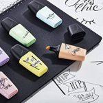 STABILO F49716 Boss Mini Coffret de 6 Surligneurs Pastellove avec 3 feutres Pen 68 Mini avec 3 stylos-feutres point 88 Mini avec 12 stickers de la marque STABILO image 4 produit