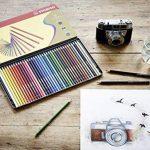 STABILO Original - Boite métal de 12 crayons de couleur à mine fine - Coloris assortis de la marque STABILO image 2 produit