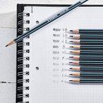 STABILO Othello - Lot de 12 crayons graphite B avec tête trempée de la marque STABILO image 2 produit