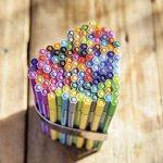 STABILO Pen 68 - Boîte métal de 20 feutres pointe moyenne (Édition Collector Vintage Floral) de la marque STABILO image 2 produit