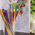 STABILO Pen 68 - Boîte métal de 20 feutres pointe moyenne (Édition Collector Vintage Floral) de la marque STABILO image 3 produit