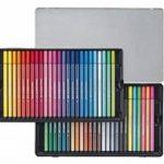 STABILO Pen 68 - Boîte métal de 50 feutres pointe moyenne - Coloris assortis de la marque STABILO image 1 produit