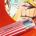 Stabilo Pen 68 - Etui Zebrui Framboise de 20 feutres de couleurs assorties de la marque STABILO image 1 produit