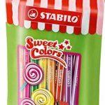 STABILO Pen 68 Mini - Sachet Sweet Colors de 15 feutres pointe moyenne (Édition Limitée) de la marque STABILO image 1 produit